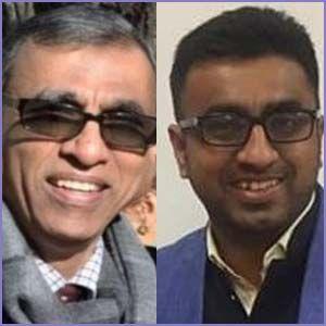 Speaker - Dr. Sanjay & Dr. Sidhant Sehgal